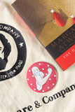 Rosie the Riveter / Nasty Woman Feminist Pocket Mirror - A Rose Cast