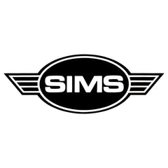 Sims Snowboards Stickers