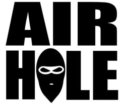 Airhole Stickers