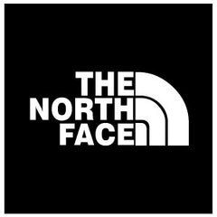 The North Face Stickers