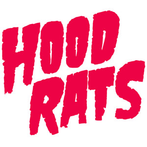 32 Hood Rats Sticker-Sticker Blimp Decals