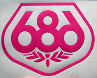 686 Shield Sticker - sticker blimp decals