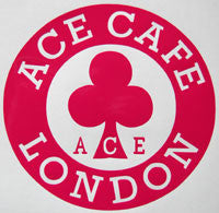 Ace Cafe Sticker-Sticker Blimp Decals