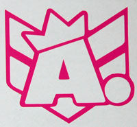 Acme Badge Sticker - sticker blimp decals