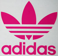 Adidas Both Sticker - sticker blimp decals