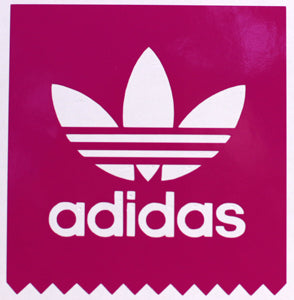 Adidas Tag Sticker-Sticker Blimp Decals