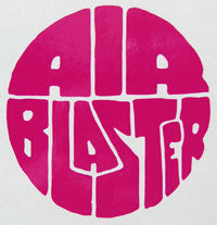 Airblaster Round Sticker-Sticker Blimp Decals