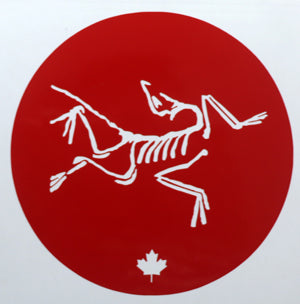 Arc'teryx Backcountry Sticker-Sticker Blimp Decals