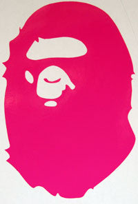 Bape Gorilla Sticker-Sticker Blimp Decals