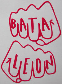 Bataleon Knuckles Sticker-Sticker Blimp Decals