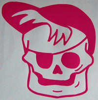 Bataleon Riot Skull Sticker-Sticker Blimp Decals
