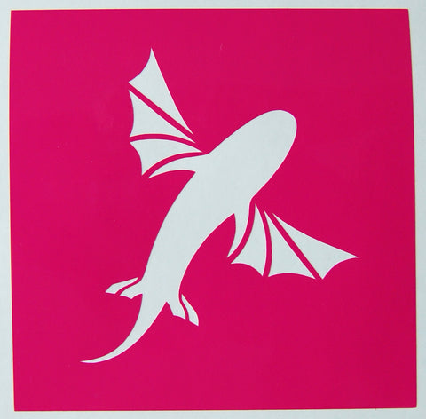 Best Kitesurfing Creature Square Sticker-Sticker Blimp Decals