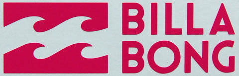 Billabong Blunt Sticker-Sticker Blimp Decals
