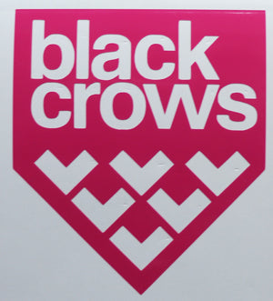 Black Crows Tag Sticker-Sticker Blimp Decals