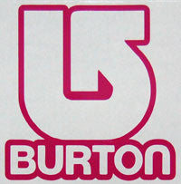 Burton Bold Sticker - sticker blimp decals