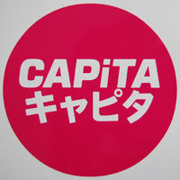 Capita Moon Man Sticker-Sticker Blimp Decals