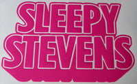 Capita Sleepy Stevens Sticker-Sticker Blimp Decals