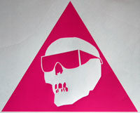 Capita Ultrafear Shades Triangle Sticker-Sticker Blimp Decals