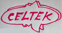 Celtek Speech Sticker-Sticker Blimp Decals