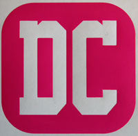 DC College Square Sticker-Sticker Blimp Decals