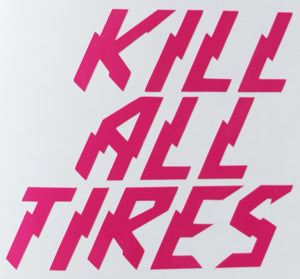 DC Ken Block Hoonigan Kill All Tires Sticker-Sticker Blimp Decals