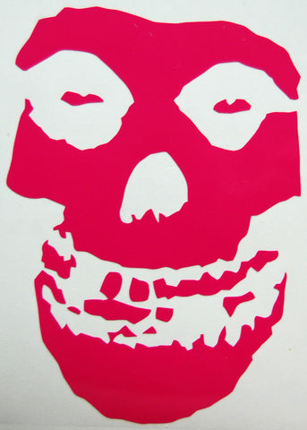 Misfits Skull Sticker-Sticker Blimp Decals