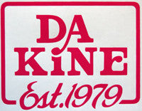 Dakine 1979 Sticker-Sticker Blimp Decals