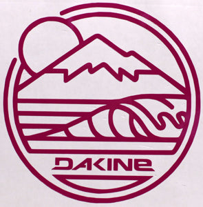 Dakine Conrad Sticker-Sticker Blimp Decals