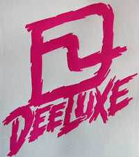 Deeluxe Ripped Sticker-Sticker Blimp Decals