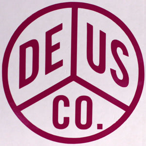 Deus Ex Machina Tri Hard Sticker-Sticker Blimp Decals
