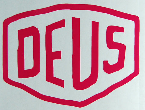 Deus Ex Machina Sticker-Sticker Blimp Decals