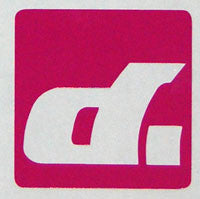 Dirt Magazine Square Sticker-Sticker Blimp Decals