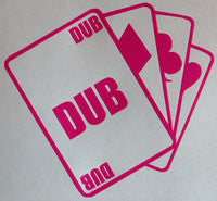 Dub Cards Sticker-Sticker Blimp Decals