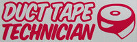 Duct Tape Technician Sticker-Sticker Blimp Decals