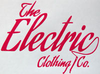 Electric Goggles Clothing Co Sticker-Sticker Blimp Decals