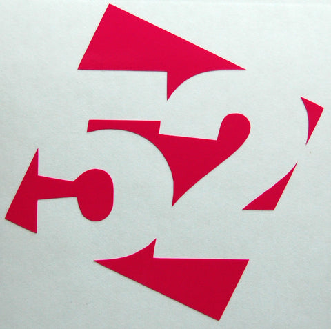 Fifteen52 Cutout Sticker-Sticker Blimp Decals