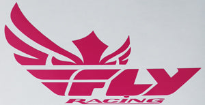 Fly Racing Crown Sticker-Sticker Blimp Decals