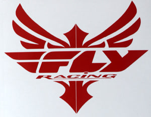 Fly Racing Phoenix Sticker-Sticker Blimp Decals