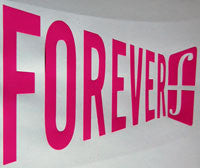 Forum Forever Sticker-Sticker Blimp Decals