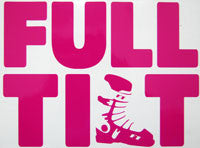 Full Tilt Full Sticker-Sticker Blimp Decals