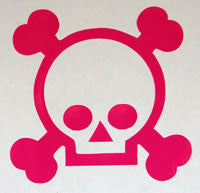 Grenade Skull Sticker-Sticker Blimp Decals