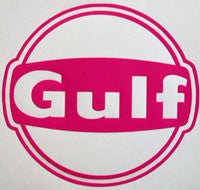 Gulf Sticker-Sticker Blimp Decals