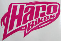 Haro Bikes 3D Sticker-Sticker Blimp Decals