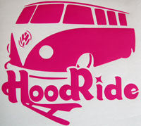 HoodRide Bus Sticker-Sticker Blimp Decals