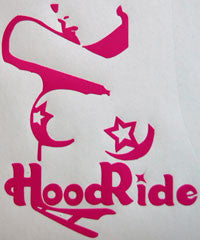 HoodRide Rude Sticker-Sticker Blimp Decals