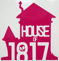House Of 1817 Gaff Sticker-Sticker Blimp Decals