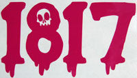 House Of 1817 Skull Sticker-Sticker Blimp Decals