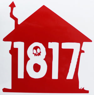 House Of 1817 Solo Sticker-Sticker Blimp Decals