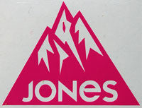 Jones Triangle Sticker-Sticker Blimp Decals