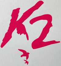 K2 Swallows Sticker-Sticker Blimp Decals